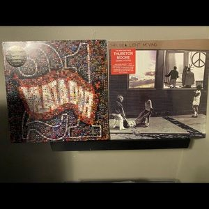 2 Brand New Sealed Matador Vinyl LPs Sonic Youth